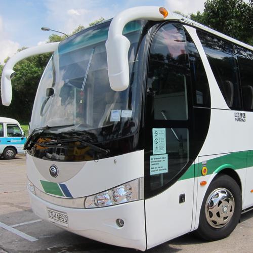 45 seater school bus