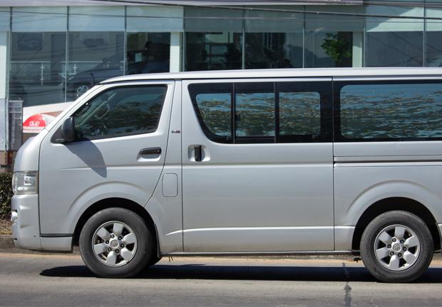 private mini bus